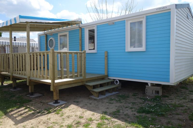 mobil-home neuf camping 5*