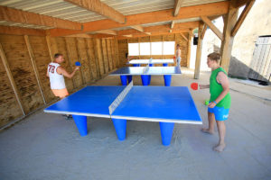 l'espace ping-pong